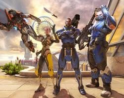 Lawbreakers - Update All Star - mode compétitif