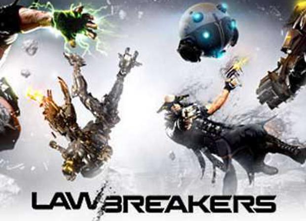 Jouer à Lawbreakers