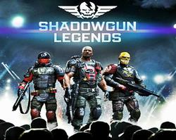 Le MMO FPS mobile Shadowgun Legends est disponible