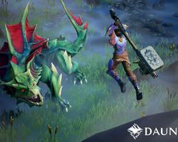 Le million de joueurs pour Dauntless - RPG