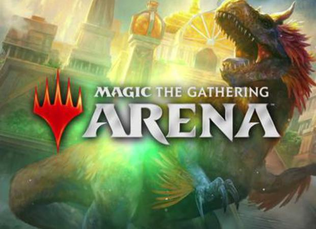 Jouer à Magic The Gathering Arena