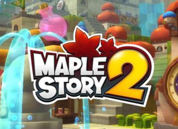 Jouer à MapleStory 2