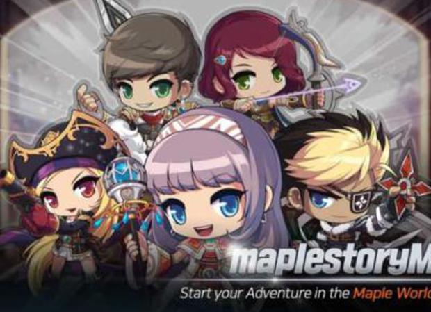 Jouer à Maplestory M