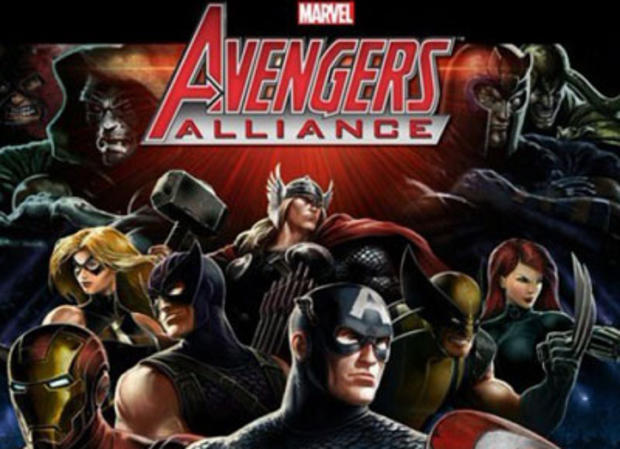Jouer à Marvel : Avengers Alliance