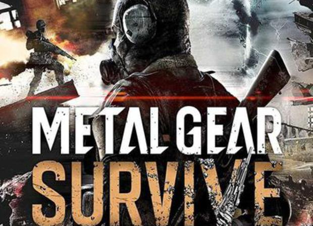Jouer à Metal Gear Survive