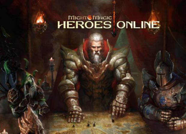Jouer à Might & Magic Heroes Online