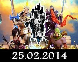 Mighty Quest For Epic Loot - Open beta