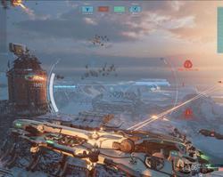 Mise à jour majeure pour Dreadnought PS4