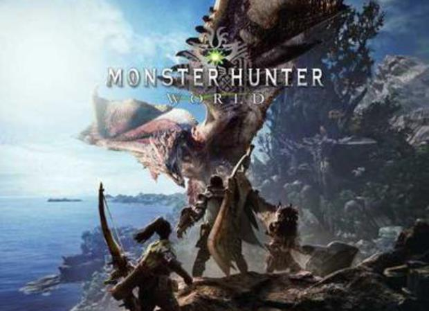 Jouer à Monster Hunter World