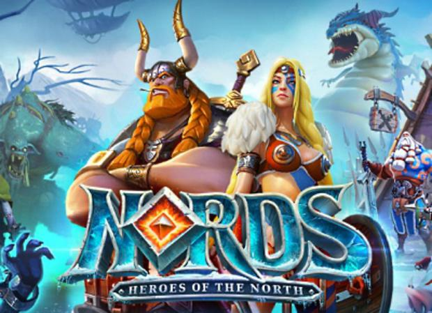 Jouer à Nords Heroes of the North