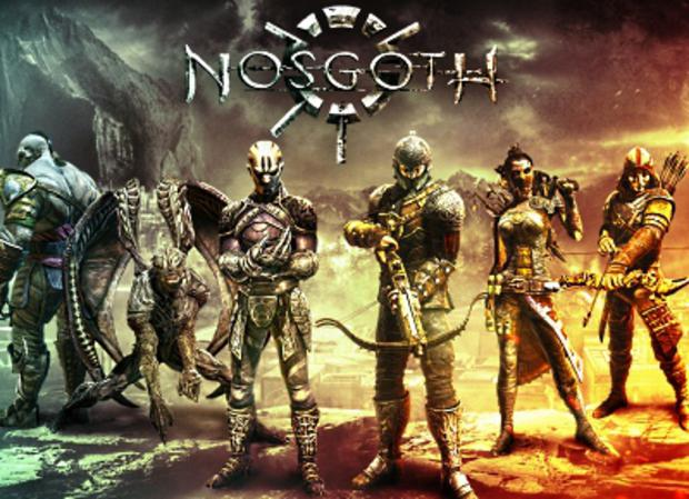 Jouer à Nosgoth