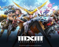 Nouvelle cinématique Master X Master