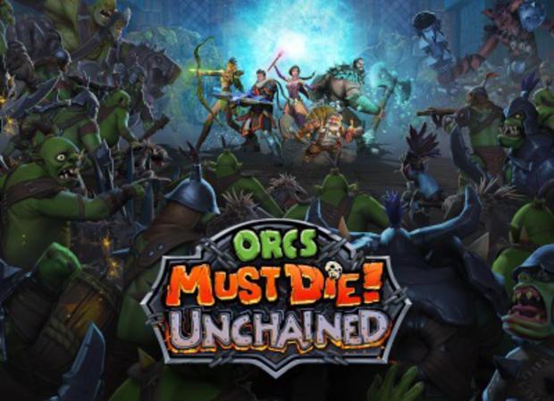 Jouer à Orcs Must Die Unchained