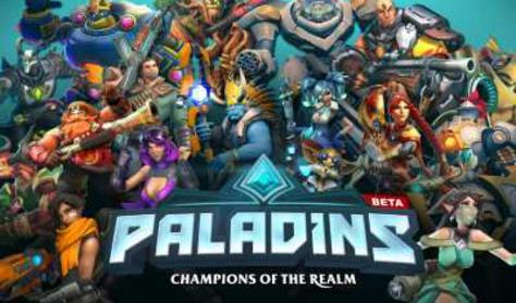 Paladins Champions of Realm