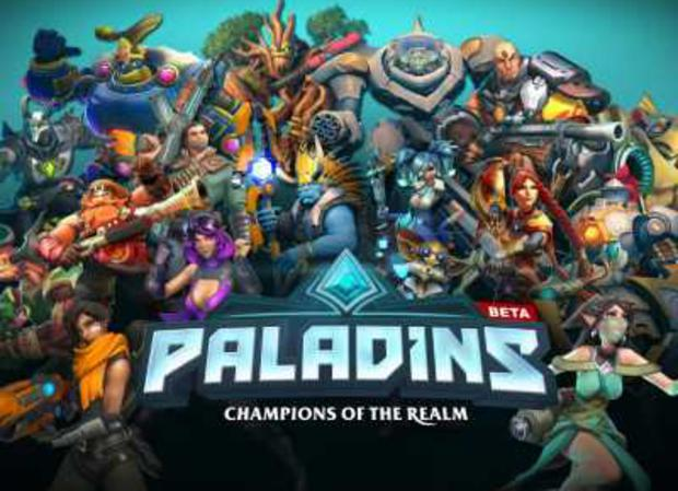 Jouer à Paladins Champions of Realm