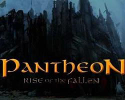 Pantheon : Rise of the Fallen Trailer SDCC