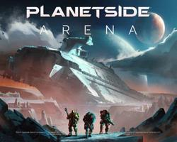 Planetside Arena: nouvelle vidéo