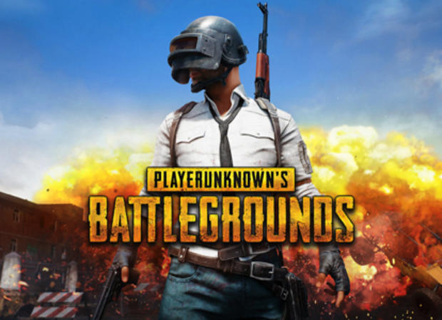 Jouer à Playerunknown's Battlegrounds