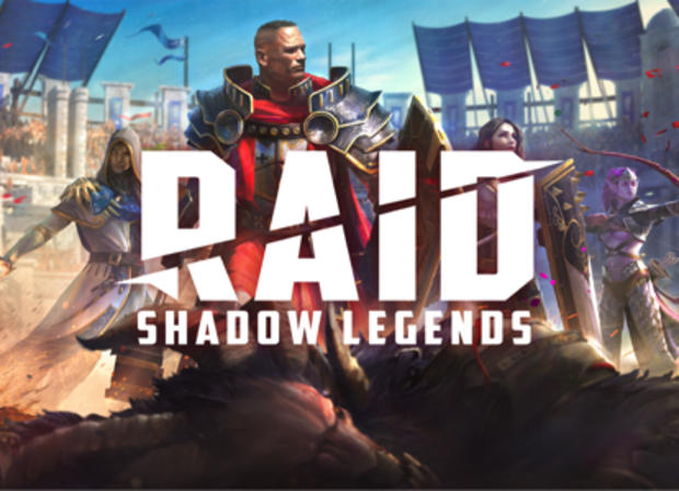 Jouer à Raid: Shadow Legends