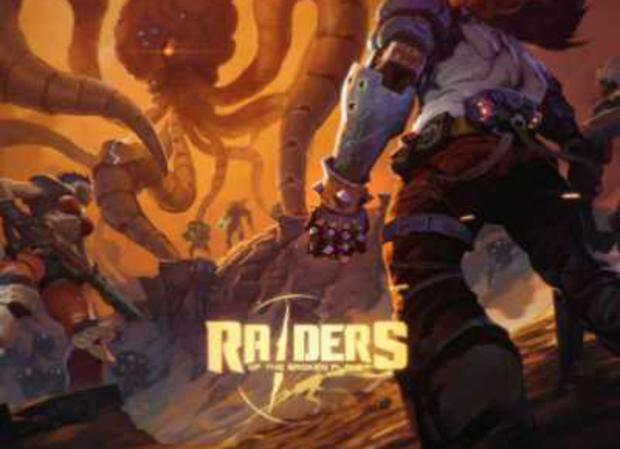 Jouer à Raiders of the Broken Planet