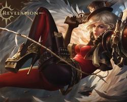 Revelation Online MAJ Iceborn