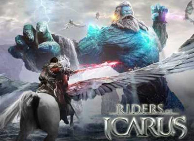 Jouer à Riders of Icarus