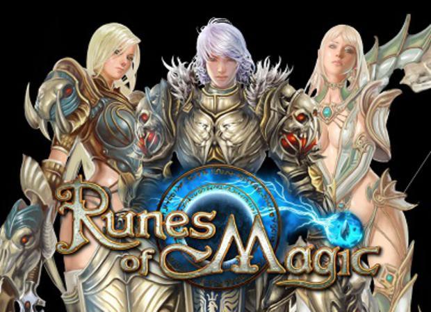 Jouer à Runes of Magic