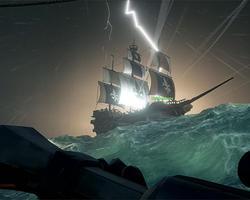 Sea of Thieves – En pleine tempête !