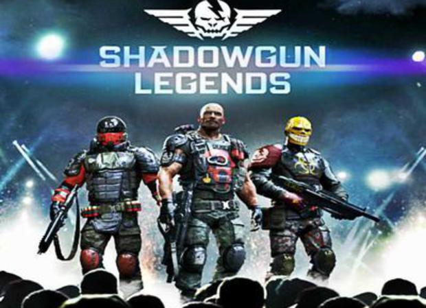 Jouer à Shadowgun Legends