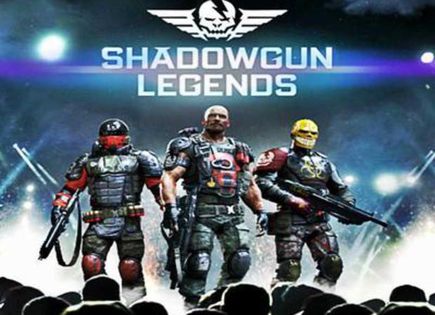 Jouer à Shadowgun Legends