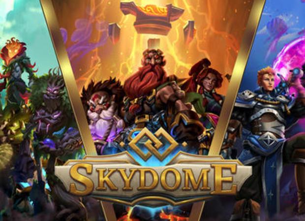 Jouer à Skydome