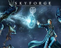 Skyforge The Risen Exiles sur PS4