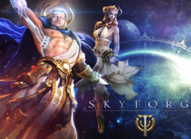 Jouer à Skyforge