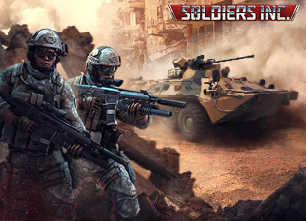 Jouer à Soldiers Inc francais