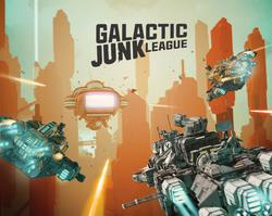 Sortie officielle de Galactic Junk League