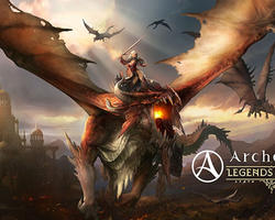 Sortie update du MMORPG ArcheAge : Legends Return