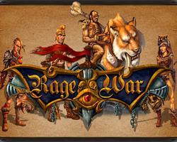 Soutenez le projet Rage War – jeu de stratégie