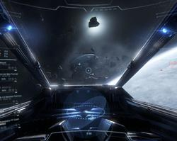 Star Citizen - Petit tour en cockpit !
