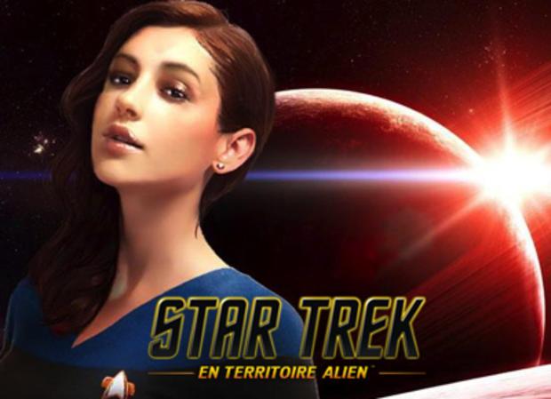 Jouer à Star Trek : en Territoire Alien