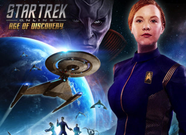 Jouer à Star Trek Online