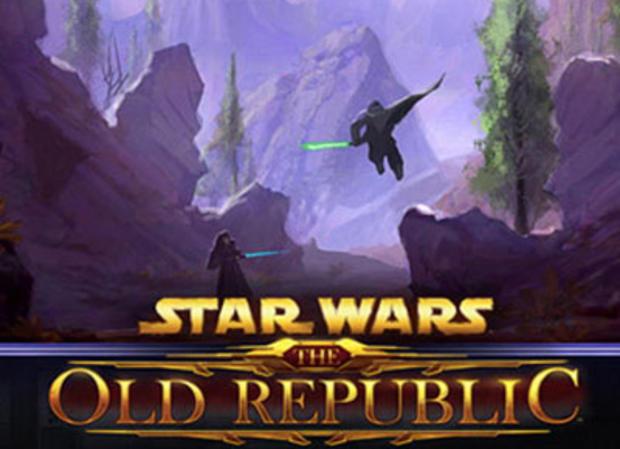 Jouer à Star Wars The Old Republic