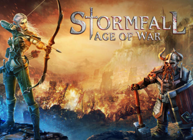 Jouer à Stormfall: Age of War