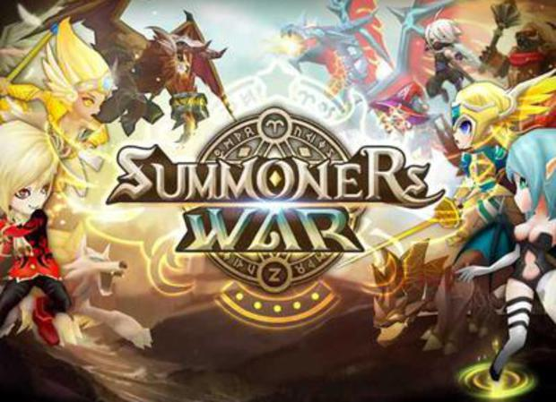 Jouer à Summoners War