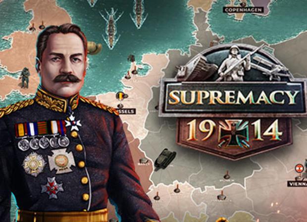 Jouer à Supremacy 1914