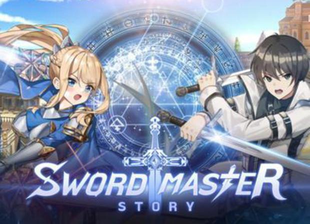 Jouer à Sword Masters