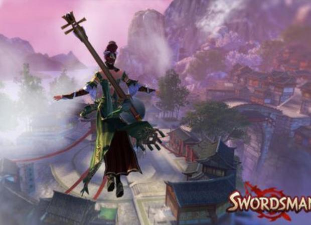 Jouer à Swordsman
