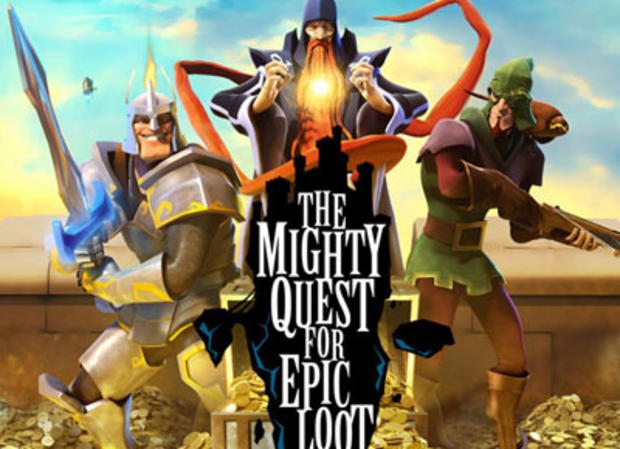 Jouer à The Mighty Quest for Epic Loot