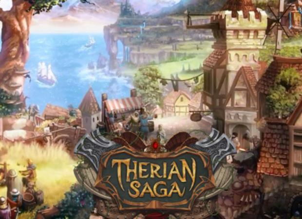 Jouer à Therian Saga