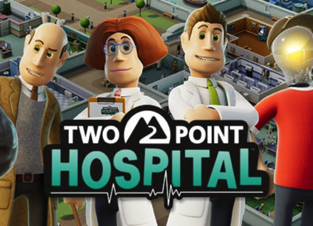 Jouer à Two Point Hospital