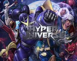 Un nouveau héros pour Hyper Universe